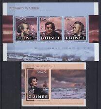 Guinea 2013 - Richard Wagner - Der fliegende Holländer - Noten - Komponist Musik
