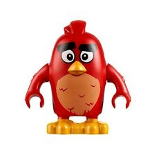 LEGO Angry Birds 75826 - Red GENUINE Minifigure!