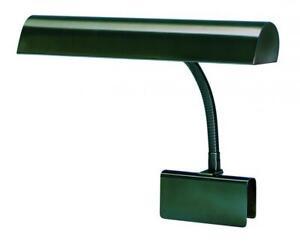 House Of Troy GP14-81 Grand Piano 14-Inch Portable Lamp, Mahogany Bronze