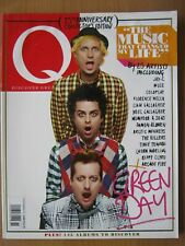 Q November 2011 Green Day cover #02 4 Florence Welch Liam Noel Gallagher Muse
