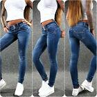 HAILYS Stretch Jeans CAMILA d-blue XS S M L XL XXL Damen sexy Skinny Hüftjeans