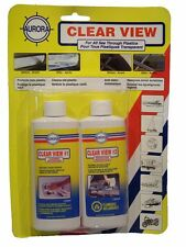 Aurora Clear View Clear Vinyl Cleaner and Protector
