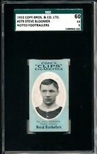1910 Cope Brothers Stephen Steve Bloomer Cope's Clips SGC 60 = PSA 5