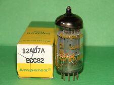 "Amperex Mullard 12AU7 ECC82 Vacuum Tube Gf2 B4H1"" RESULTS =  20502025"