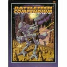 Battletech Compendium: The Rules of Warfare by FASA Corporation