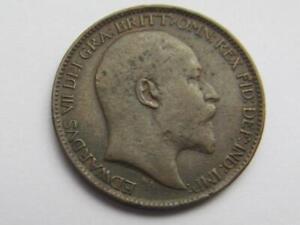 Edward VII Farthing 1903 - Good collectable coin