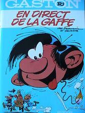 Gaston Lagaffe R4 (édition 2005) - fac similé dos rond 6.000 exemplaires