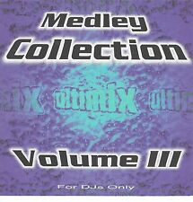 ULTIMIX MEDLEY COLLECTION 3 CD ROCK 80'S RETRO FUNK  BEASTIE BOYS FREESTYLE