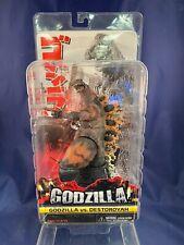 NECA Godzilla vs. Destroyah Monster Action Figure SEALED 1995