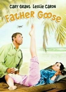 Father Goose DVD Cary Grant Brand New and Sealed Australian Release