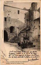 CPA  La Provence -Villeneuve d'Avignon Ancienne Maison du Cardinal Turin(299761)