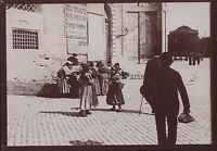 Rome Roma Italie Italia Photo amateur Vintage citrate 1898