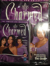 Charmed The Complete DVD Collection with pamphlet S3 EP: 11,12 and 13 Disc 19