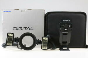 OLYMPUS STF-22 Twin Flash Set