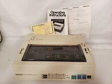 Panasonic KX-P1180i Multi-Mode Dot Matrix Printer Vintage Computers Retro Office
