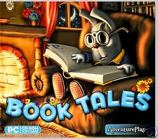 BOOK TALES .BRAND NEW RETAIL JEWEL CASE SOFTWARE. SHIPS FAST and SHIPS FREE.