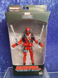 Marvel Legends Hasbro Marvel's Sasquatch BAF MIB Deadpool