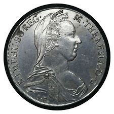 1 Thaler Silver Coin  Austria - Habsburg / Austro-Hungarian #  2162 From 1$