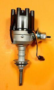 for Mopar Electronic Ignition Distributor B-Engine Plym Dodge 383 /  400 Blk Cap