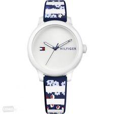 Reloj Deportivo Para Mujer Floral TOMMY HILFIGER | Nueva 1781779 Ashley analógico de cuarzo