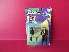 "The Shadow Lamont Cranston w/Snap-on Shadow Armor 5""in Action Figure 1994 Kenner"