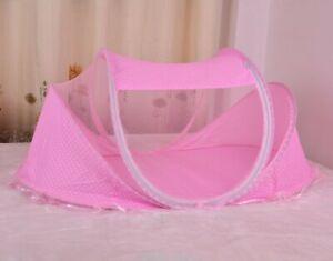 NEW Crib Cradles No Mosquito Baby Bed Newborn Portable Box Bassinet Travel
