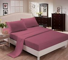 Bedding Sheets set-1500 Series,100% Double Brushed Velvety Microfiber-by CC&DD