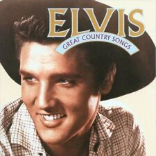 Great Country Songs by Elvis Presley (CD, Oct-1996, RCA Records)