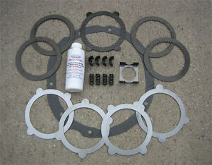 """8"""" 9"""" Inch Ford Traction-Lock Posi Clutch Rebuild Kit"""