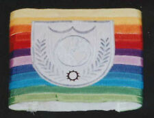 Buck Rogers Earth Directorate Rainbow Armband with Patch