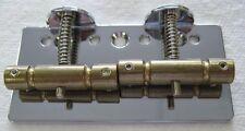 Fender 2-Saddle Vintage Modified Precision Bass TB Bridge Assembly 0073882000