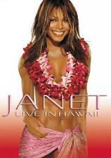 Live In Hawaii von Janet Jackson (2002) - DVD