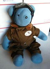 North American Bear Company Aviator Blue Bear Pilot Spirit of St. Louis