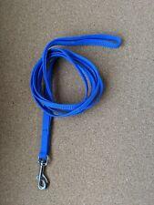 Bright Blue Cat Leash - 68 Inches