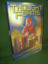 JEFFREY THOMAS THOUGHT FORMS SIGNED NUMBERED LIMITED EDITION HARDBACK