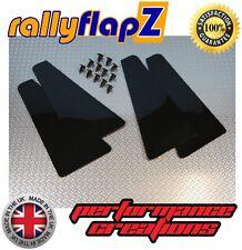 Universal miniflapZ Splash Guards - Stone Chip Protection Kaylan PU - Black (x4)
