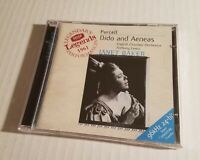 Purcell: Dido and Aeneas / James, Lewis, Baker, Herincx CD