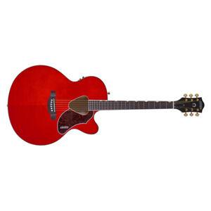 Gretsch G5022CE Rancher Jumbo Cutaway Electric Guitar, Savannah Sunset
