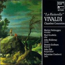 Vivaldi: Chamber Concertos by Marion Verbruggen, Seb...