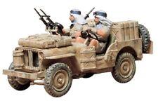 300035033 - Tamiya 1 35 II Guerra Mundial Británico S.A.S. Jeep