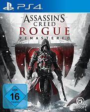 ASSASSINS CREED - Rogue - REMASTERED PS4 PlayStation 4 NUEVO + Embalaje orig.