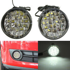 18W 6000K 12V LED White Work Light Bar Spot Offroad Car SUV ATV Driving Fog Lamp