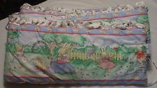 Vintage 1996 Royal Doulton Bunnykins Baby Bumper Crib Pads Very Rare And Htf!