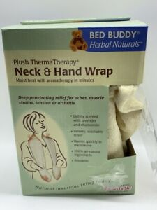 Neck Hand Wrap Thermatherapy Bed Buddy Arthritis Aches Strains Aromatherapy Heat