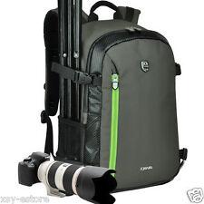 Deluxe Camera Backpack Pro Backpacker Bag Case for Canon Nikon Sony DSLR SLR