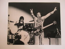 The Rascals in New York City never seen photo 8 x 10 circa 1969