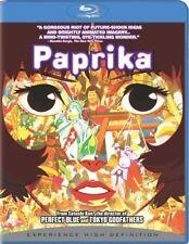 PAPRIKA New Sealed Blu-ray Anime