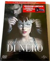 50 CINQUANTA SFUMATURE DI NERO (DVD + DigiBook) Edizione Segreta, Jamie Dornan
