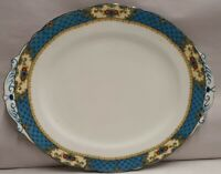 Antique Paragon Star China Fine Bone China Oval Platter c1923-33 RD744170 26x22