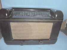19494 Blaupunkt 6w 69 P vecchia TUBI RADIO TUBE RADIO bachelite bakelite bene